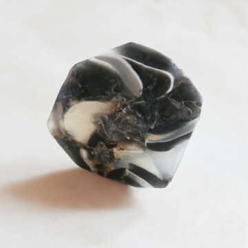 Soap stone Black Onyx