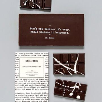 Typewriter chocolate