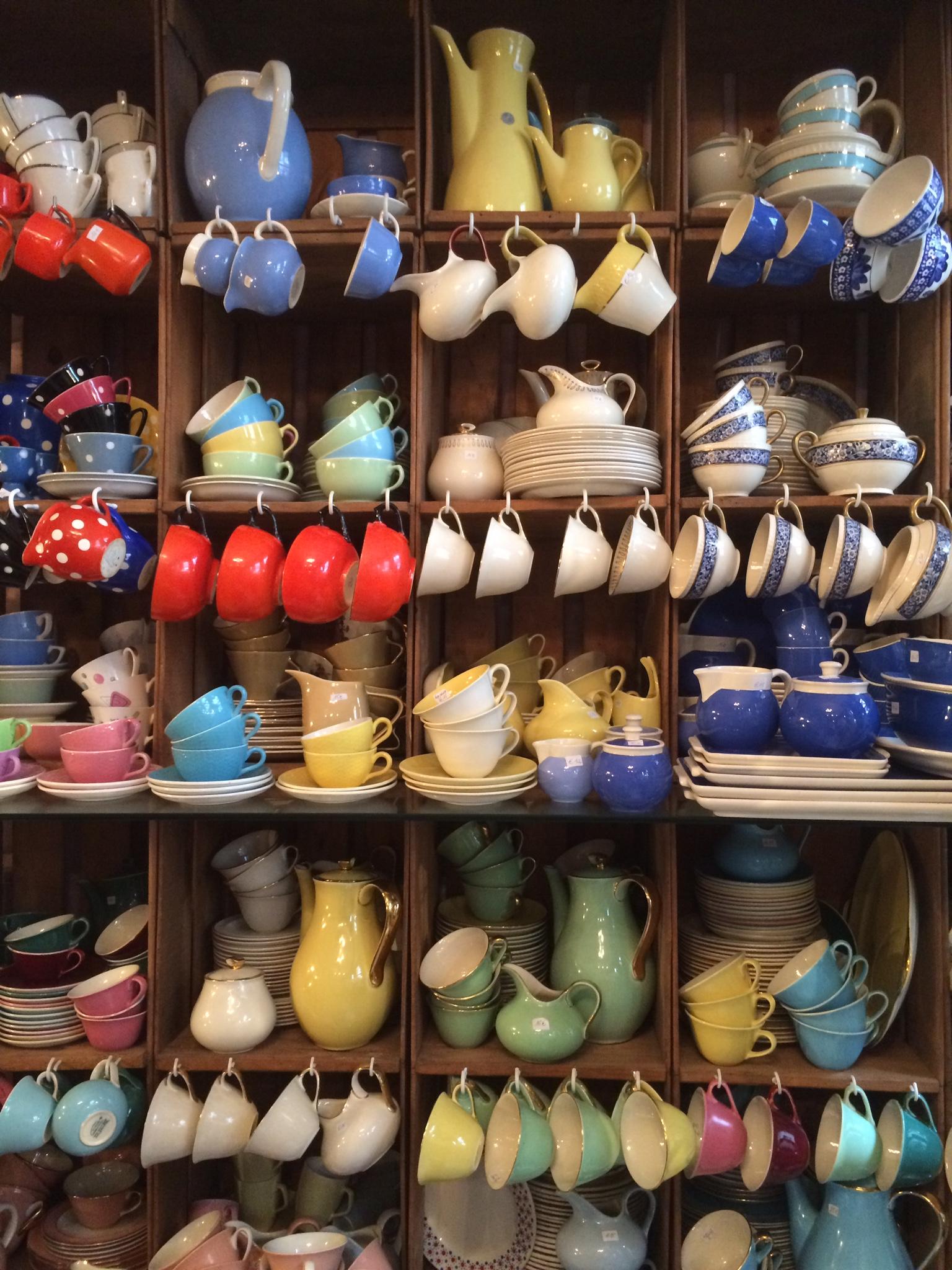 burkelbloem gent clouds9000 vintage ceramics boch