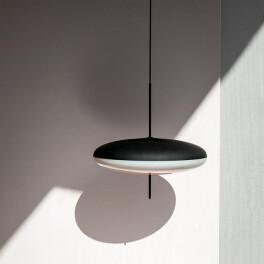 Model 2065 - Black & White Pendant Lamp