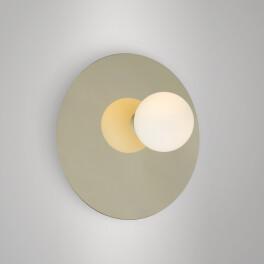 Disc sphere asymmetrical