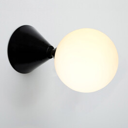 Cone sphere lamp