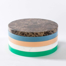 Five Circles by Muller Van Severen for Valerie Objects / set a