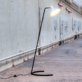 The Horse Shoe / Floor Lamp 1505