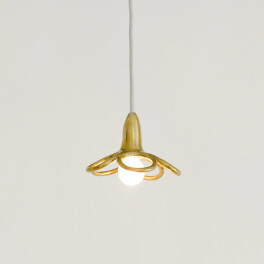 Marguerite pendant light