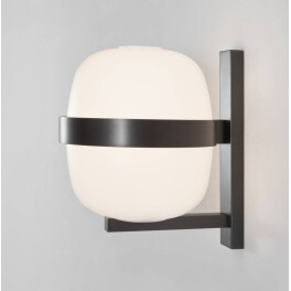 Wally wall lamp dark bronze