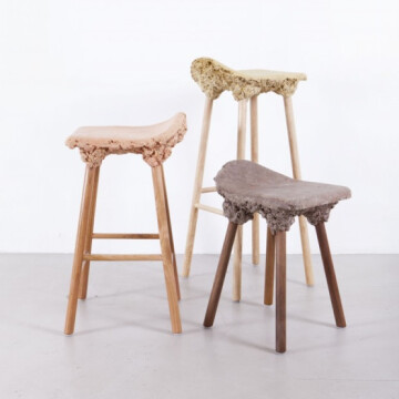 Well proven stool / M