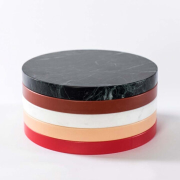 Five Circles by Muller Van Severen for Valerie Objects / set b
