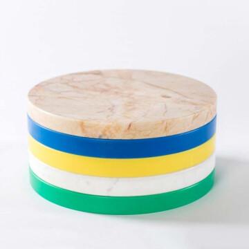 Five Circles by Muller Van Severen for Valerie Objects / set d