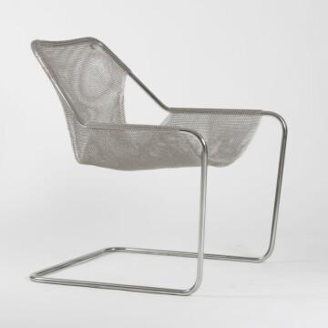 Paulistano armchair / mesh