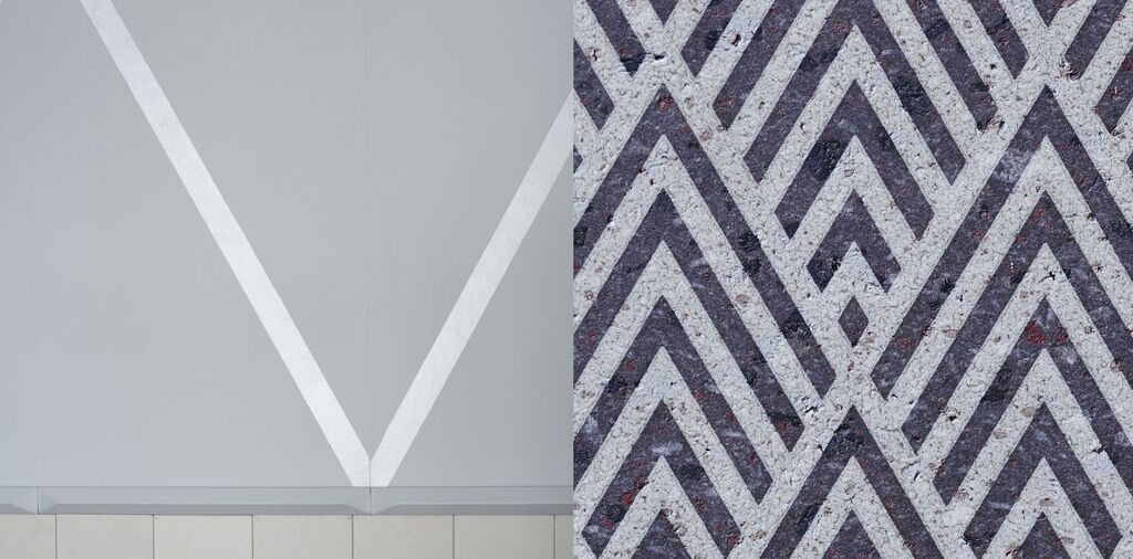 File Under Pop Wallpaper Tiles Lavastone Design Interior