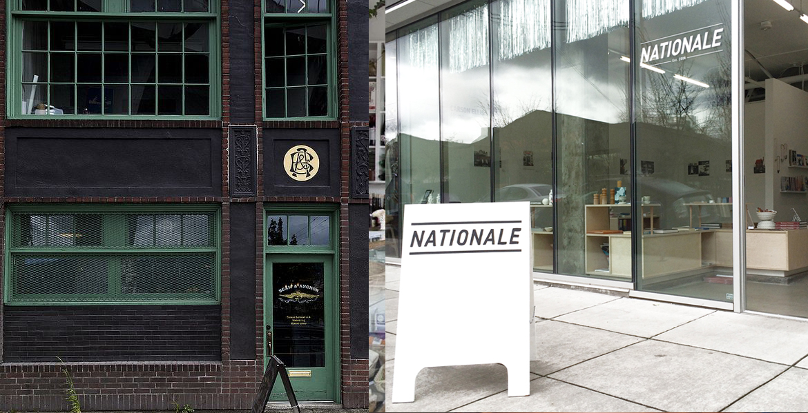 Nationale shop Portland